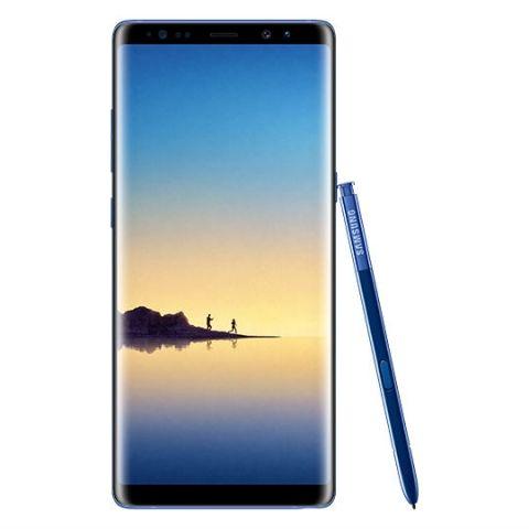 Samsung Galaxy Note 8 dethrones Galaxy S8 as smartphone with best display