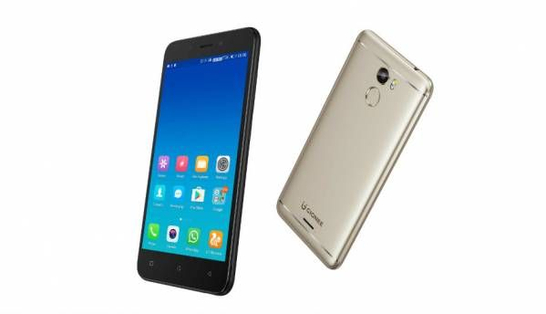 Gionee X1 with fingerprint sensor, 3000mAh battery launched at Rs 8,999