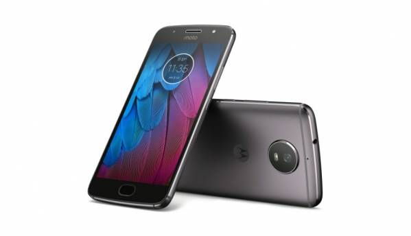 Moto G5s receives a permanent price cut ahead of Moto G6 launch