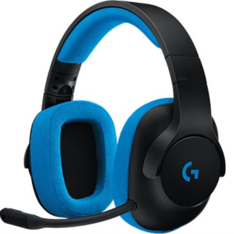 Logitech G433, G233 gaming headsets launched in India, prices start at Rs 6,995