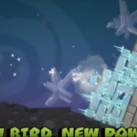 Rovio releases Angry Birds Space for Windows Phone 7