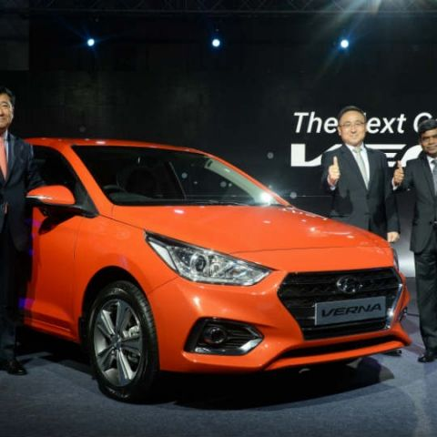 2017 Hyundai Verna launched, introductory prices start at Rs. 7.99 lac