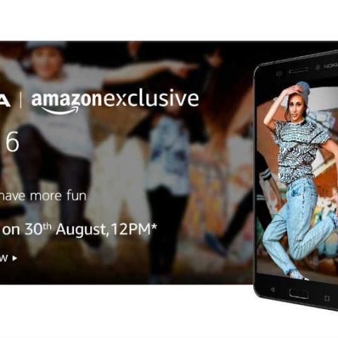 Nokia 6 sold out on Amazon India in less than a minute, next sale on August 30