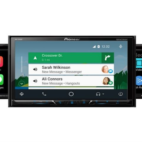 Pioneer introduces Z series infotainment systems in India