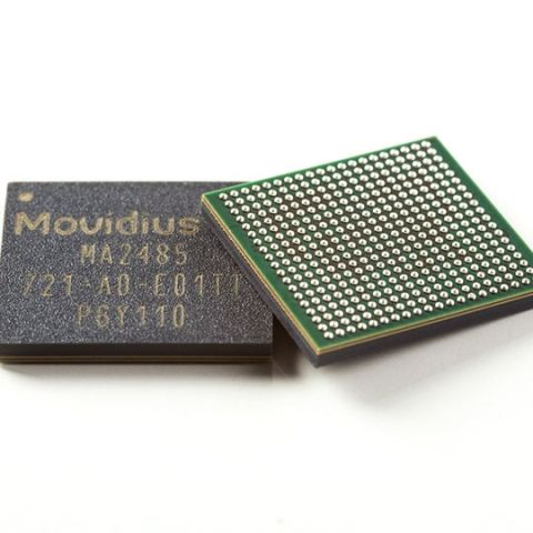 Intel unveils Neural Compute Engine in Movidius Myriad X VPU