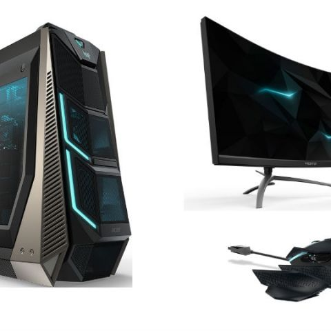 IFA 2017: Acer expands Predator Gaming lineup with Predator Orion