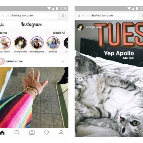 Instagram Stories, WhatsApp status hit 300mn users