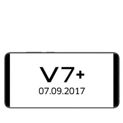 Vivo V7 and V7+ with Full View display and 24MP selfie camera