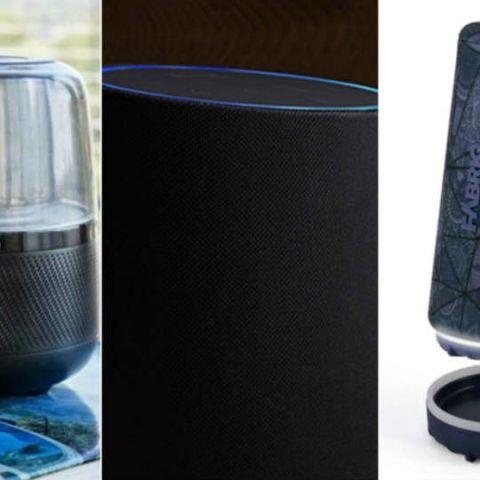 Harman Kardon, DTS, Fabriq launch new speakers powered by Amazon Alexa