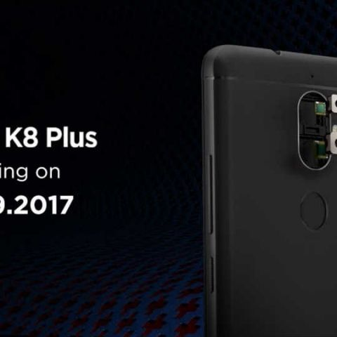promo code a00fa 8e0df Lenovo K8 Plus with stock Android and dual rear camera setup ...