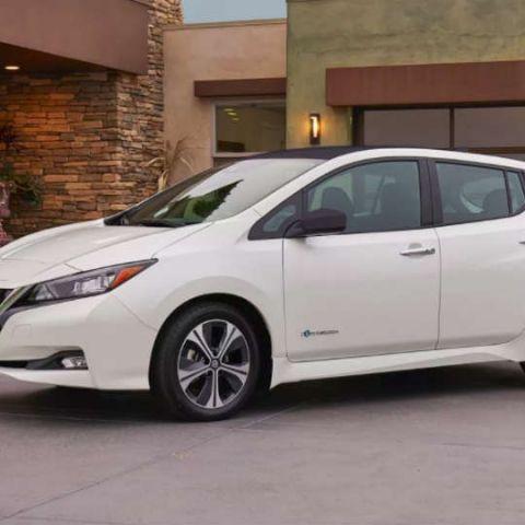 2018 Nissan Leaf: The technology inside