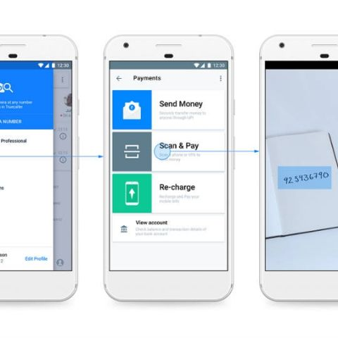 Truecaller adds Essential Numbers, Number Scanning for fast track digital payments to its Android app