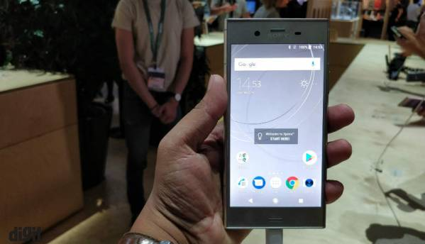 Sony Xperia XZ1 to launch in India on September 25