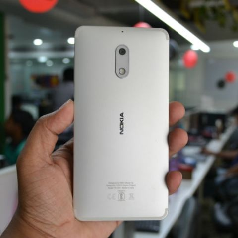 Nokia 6 (2017) starts getting Android 9 Pie update