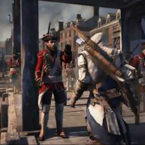 Next Assassin's Creed game may have a co-op campaign