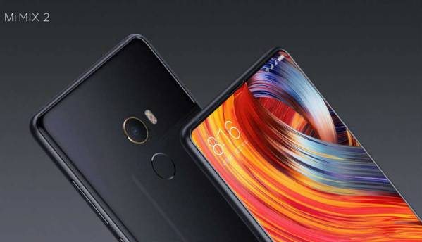 Xiaomi Mi Mix 2 bezel-less smartphone with 5.99-inch display launched at Rs 35,999, first Flipkart sale on Oct 17