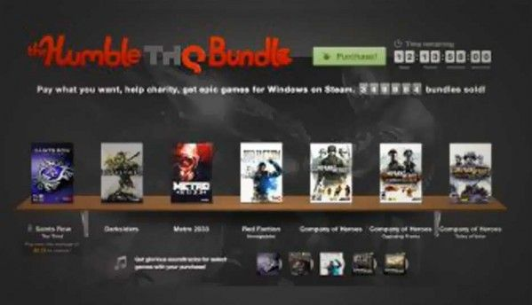 Humble THQ Bundle offers Darksiders, Metro 2033 and more for $1