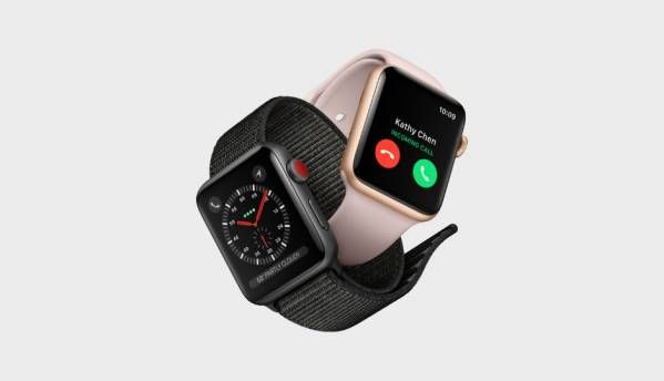 Apple Watch Series 3 launched with cellular connectivity, only GPS version coming to India at Rs 29,900