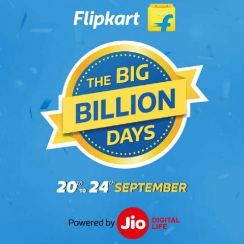 Flipkart Big Billion Days Sale: Samsung Galaxy S7, Huawei P9 and other top smartphone deals