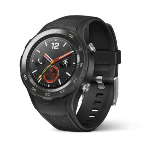 170beeaa45b Huawei's smartwatch patent hints at a wearable that can store wireless  earbuds