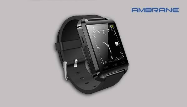 Ambrane announces new ASW – 11 smartwatch priced ₹1,999