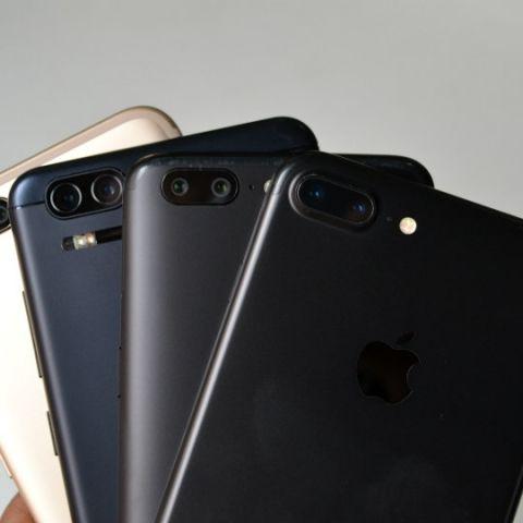 Optical zoom comparison: Apple iPhone 7 Plus vs OnePlus 5 vs Asus Zenfone Zoom S vs Xiaomi Mi A1