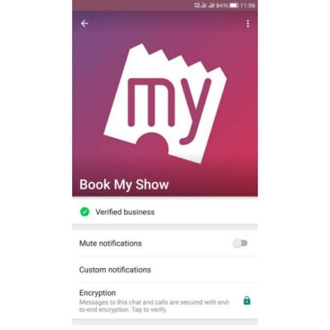BookMyShow activates WhatsApp For Business, will now send ticket confirmations as WhatsApp messages by default