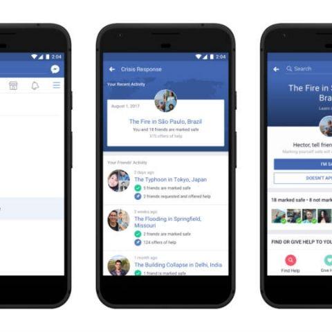 Facebook announces new Crisis Response Center, debuts emergency tools