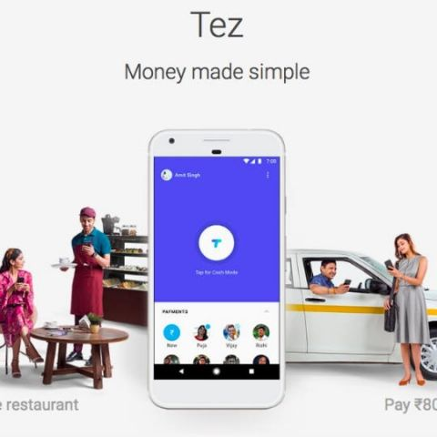 Google launches UPI-based digital payments app 'Tez' in India