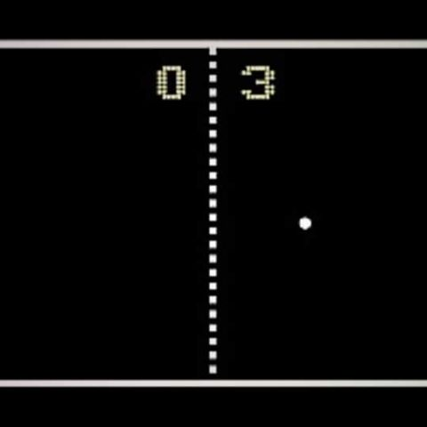 Happy 40th Birthday Pong! Still an awesome game to play