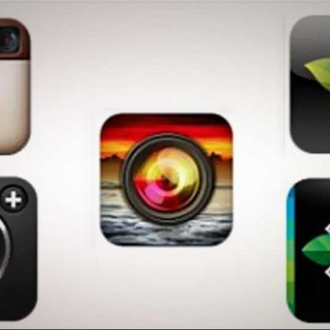 Five must have photography apps for the iPhone