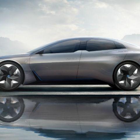The BMW i Vision Dynamics: An in-depth walkaround
