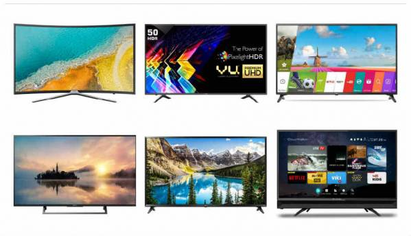 13 TV deals to check out during Flipkart Big Billion Days sale