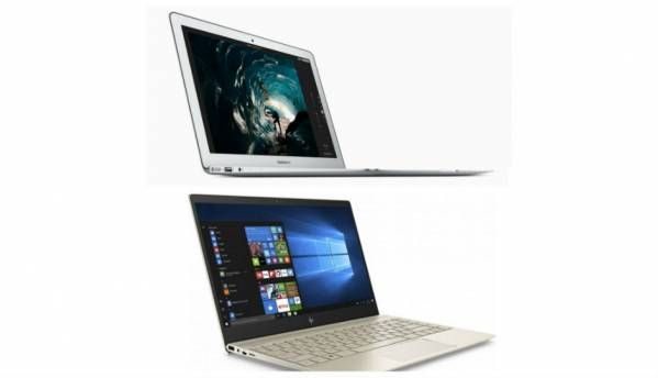 Top laptop deals on Flipkart Big Billion Days, Amazon Great Indian sale: MacBook Air 2017, HP Envy 13 available on heavy discounts