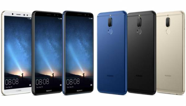 Huawei to launch four smartphone variants in upcoming Mate series, Mate 10 Lite to sport Quad-cameras