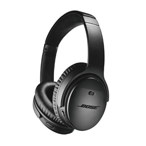 Bose makes QuietComfort 35 II wireless noise cancelling headphones with Google Assistant official