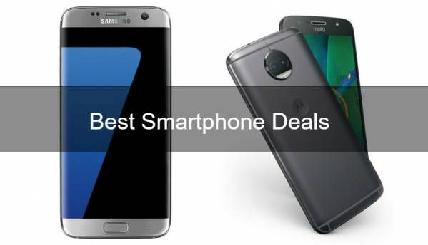 9 best smartphone deals on Amazon and Flipkart today