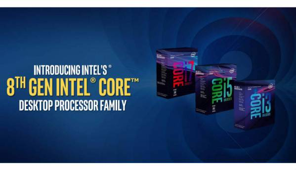 Intel's 8th gen 'Coffee Lake' desktop processors coming to India on October 5