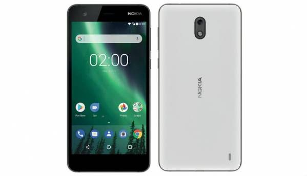 Nokia 2 Android smartphone with 4000mAh battery listed by US retailer ahead of launch