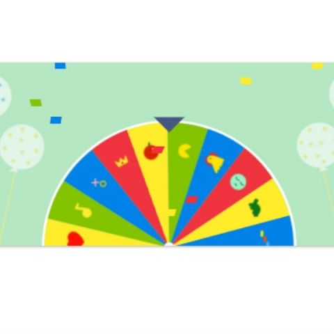 Google's 19th anniversary Doodle brings 19 browser games to while away your time