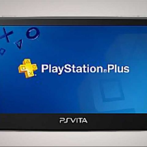 PlayStation Plus coming to the PS Vita today
