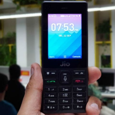"Delayed JioPhone deliveries irk customers, company says 4G feature phone shipping in ""phased manner"""