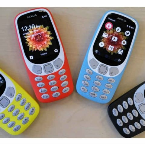 4G variant of the Nokia 3310 will launch in 2018