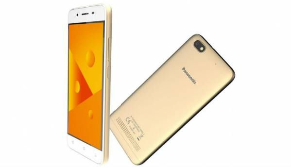 Panasonic launches budget P99 dual SIM smartphone at Rs 7,490