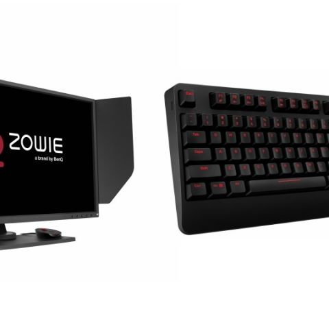 BenQ launches Zowie XL2546 Gaming Monitor and Zowie