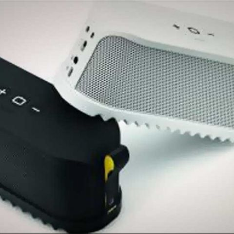 Jabra launches its first wireless portable speaker, Solemate