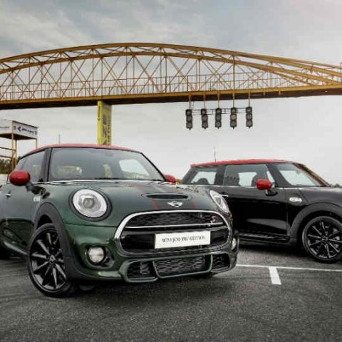 Mini premieres the JCW Pro Edition hot hatch on Amazon India at Rs. 43.9 lac