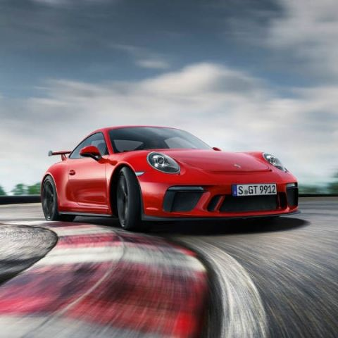 Porsche 911 GT3 to India: The technology inside