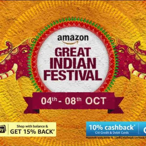 Top audio deals from Amazon's Great Indian Festival