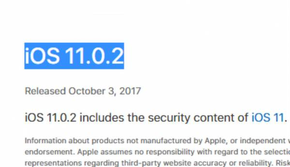 Apple fixes crackling noise issue on iPhone 8 and other bugs with iOS 11.0.2 update